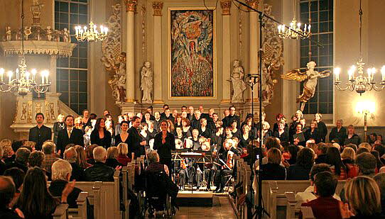 Mozart Requiem in der Christuskirche 2006